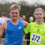 Peco XC Senior 2013 Bodington Field lap 2