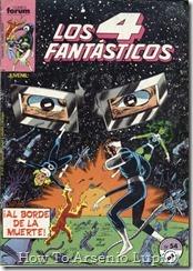 P00055 - Los 4 Fantásticos v1 #54