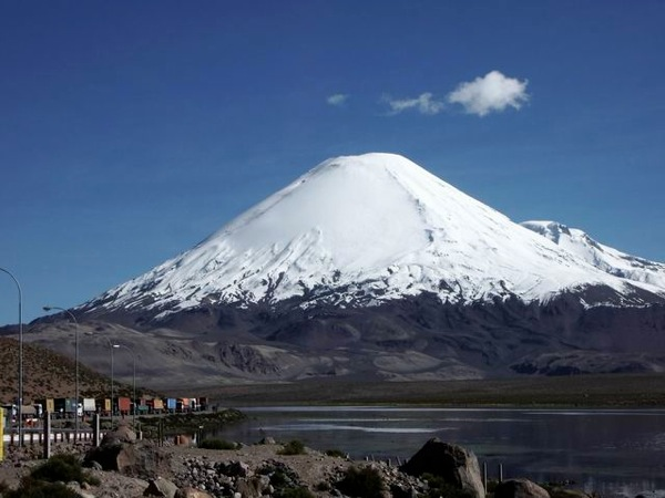 Chile mountain