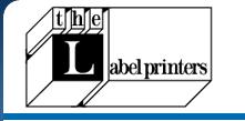 label printers logo
