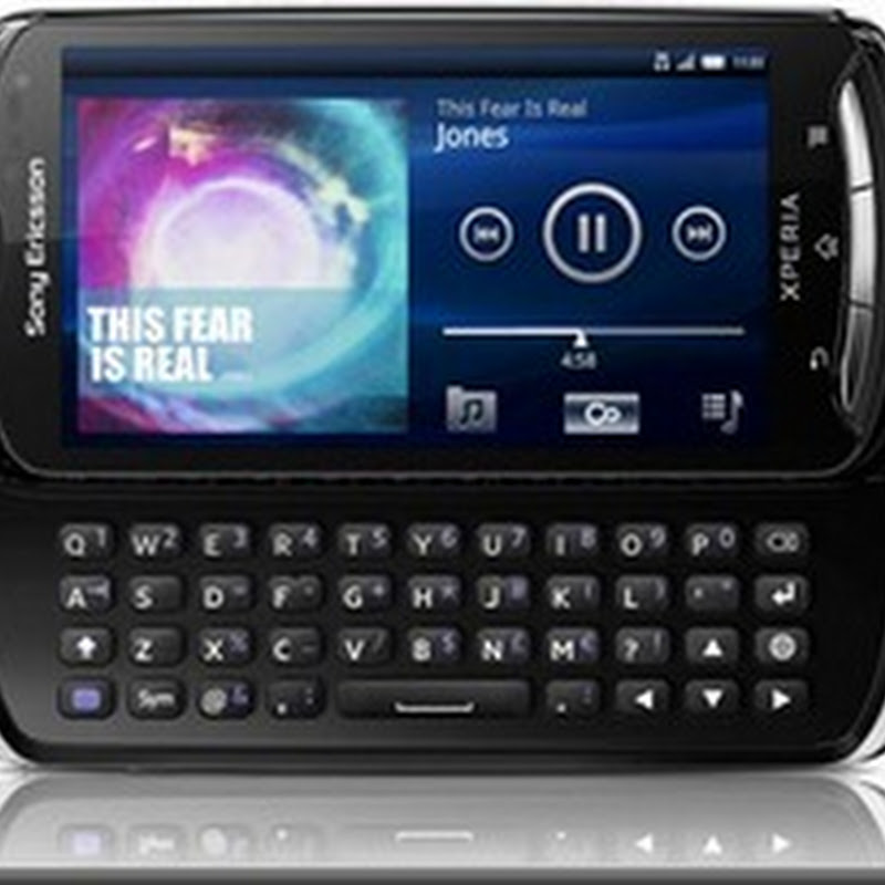 Xperia Pro uma nova escolha para quem quer um Android com teclado