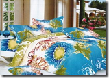 Buy 3D Double Bed Linen Combo (6 Pcs) At Min. 60% & 20% Also 10% Cashback :Buytoearn