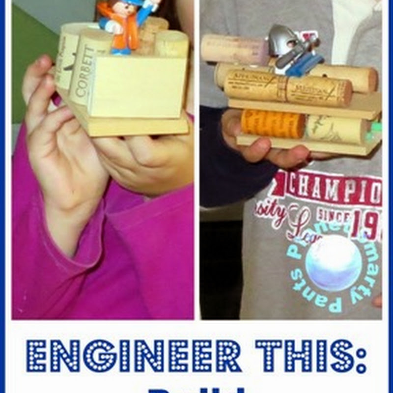 An Engineering Challenge for Kids–Build a Boat