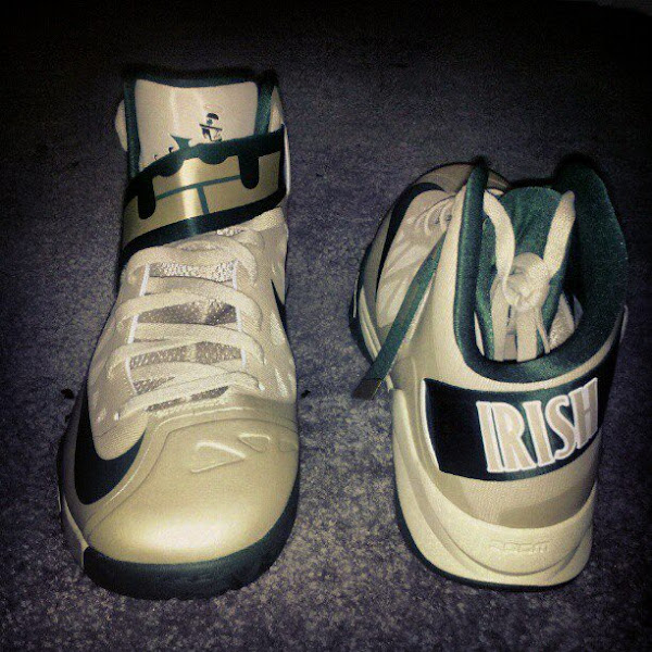 Player Exclusive 4th SVSM Colorway of the Nike Zoom Soldier VI