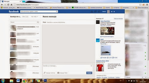 Facebook guarda hasta los mensajes que no enviamos por chat