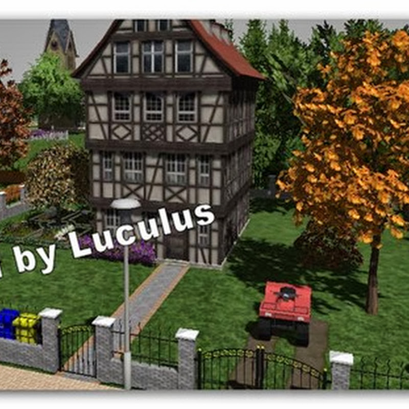 Farming simulator 2013 - Autumn Trees v 1.0