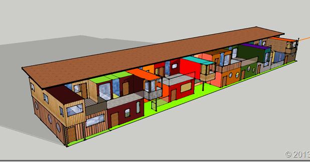 Casas container dise o de apartamentos modulares - Casa containers precios ...