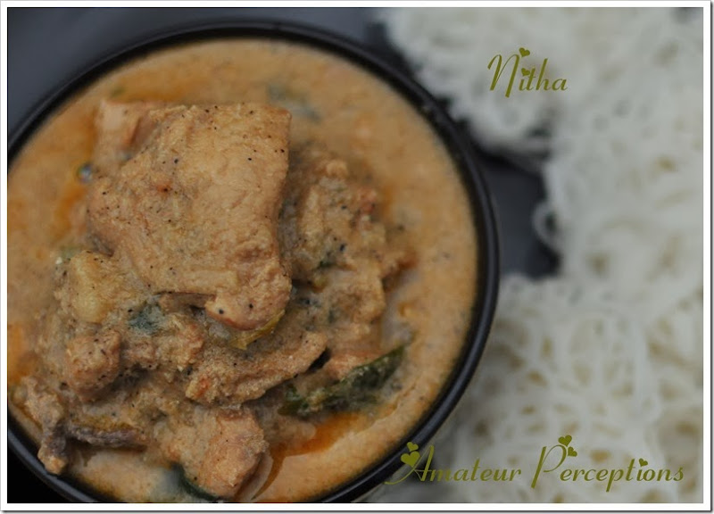 Chicken Kurma 1