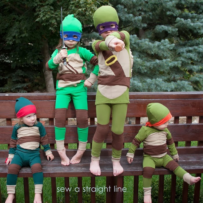 Diy Teenage Mutant Ninja Turtles Cake