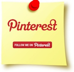 Pinterest follow me button tutorial