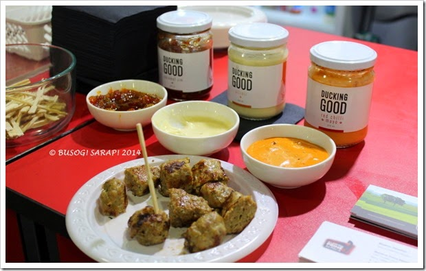 Good Food and Wine Show 2014 - Illawara Alpaca Company © BUSOG! SARAP! 2014