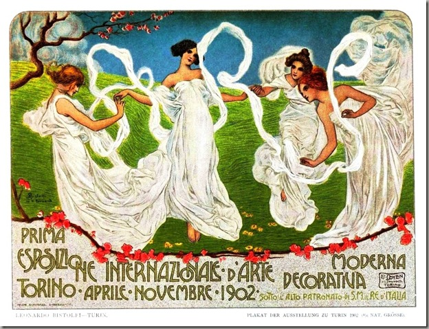 Art-Advertisement-Torino-art-show-1902