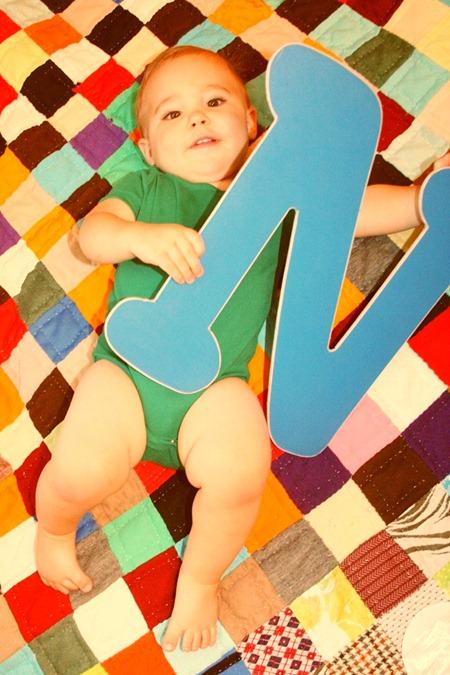 Nash is 12 months!!! 023