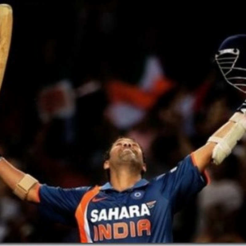 Complete List of Sachin Tendulkar's ODI,Tests & IPL Records