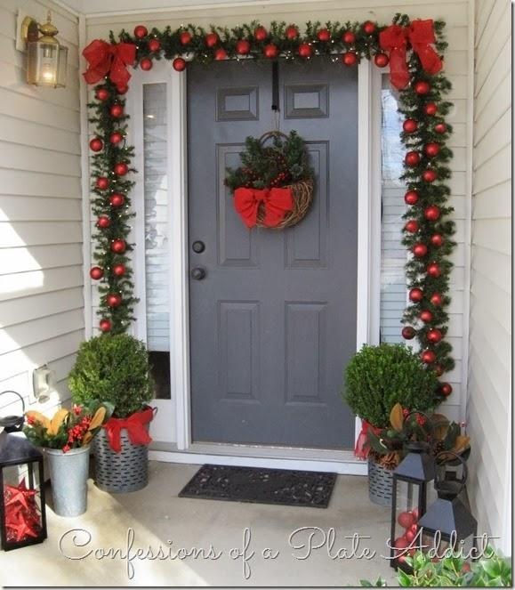 CONFESSIONS OF A PLATE ADDICT A Farmhouse Christmas Porch8