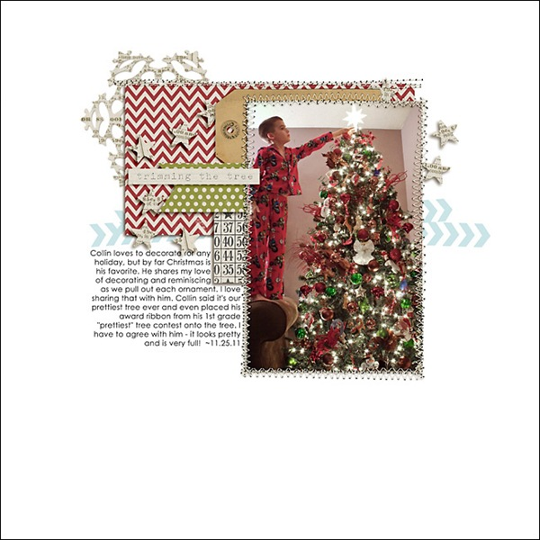 Digital Kit: Vintage Holiday by Robyn Meierotto; Stitches: In Stitches Red & Cream by Robyn Meierotto; Template:Winter Frost by Crystal Livesay; Font: Century Gothic