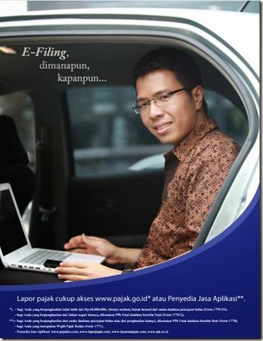 e-Filing di mobil