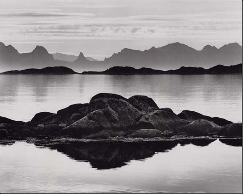 Layers, Lofoten Islands, 2000