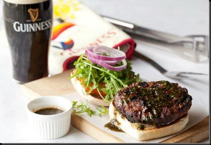 Guinness Burger