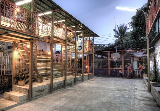 みんなで造ったみんなの場。 | Klong Toey Community Lantern + monogocoro