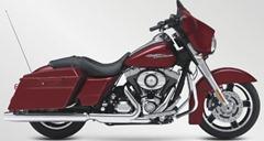 Harley Davidson-flhx-street-glide-Bike