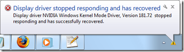 Display Driver Stopped Responding And Has Recovered  How To Fix Error