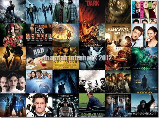 daftar film box office terbaru 2012