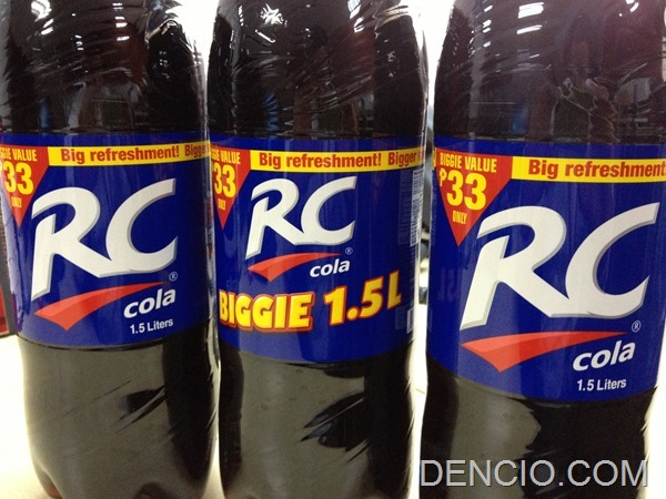 RC Cola Philippines Biggie 1.5 2