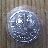 16.07.2011 Bundesadler bei Silbermünzen