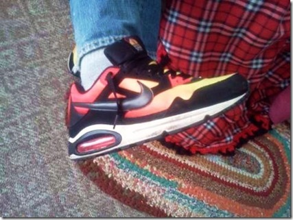 tim shoes