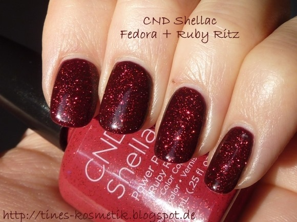 CND Shellac Fedora Ruby Ritz 3