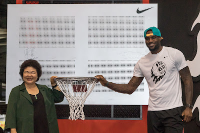 other event 140724 lebron rise tour asia 1 05 LeBron James Sneaker Rotation During 2014 Rise Tour in Asia