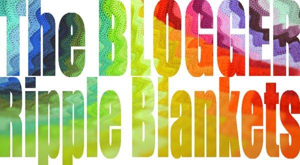 The Blogger Ripple Blanket