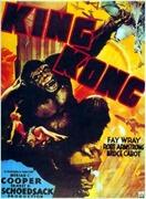 affiche King Kong 1933
