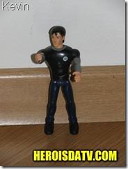 kevin Bonecos Ben 10 Força Alienígena - brinquedos