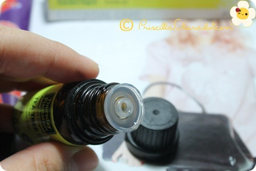 Priscilla review Thursday Plantation tea tree oil 12