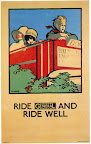 Retro Posters - London Underground 1908-1933