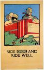 Retro Posters - London Underground 1908-1933