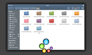 zonColor Themes Pack