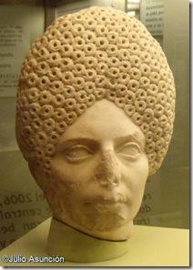 Dama romana - Museo de Jaén