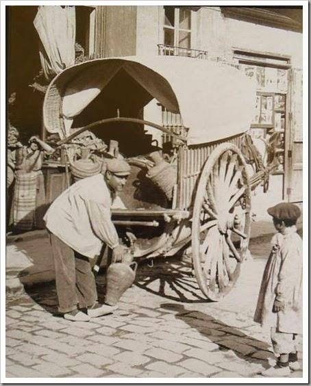aguador valenciano 1900