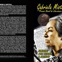DIBUJOS PARA COLOREAR DE LA SERIE PORTADA GABRIELA MISTRAL