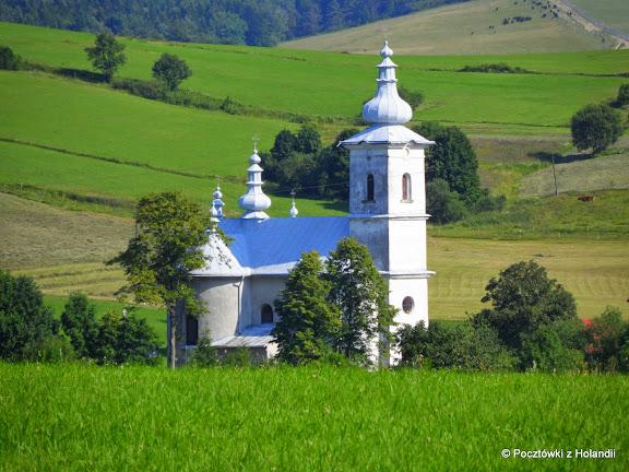 Kościół św. Kosmy i Damiana w Banicy