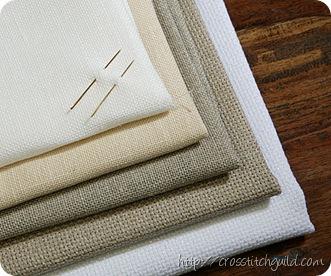 Fabric-basics xstitchguildcom