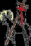 símbolos da páscoa - Cordeiro de Deus -