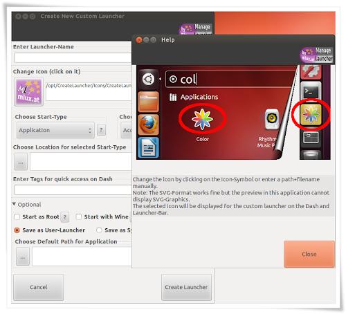 Create Launcher su Ubuntu 12.04
