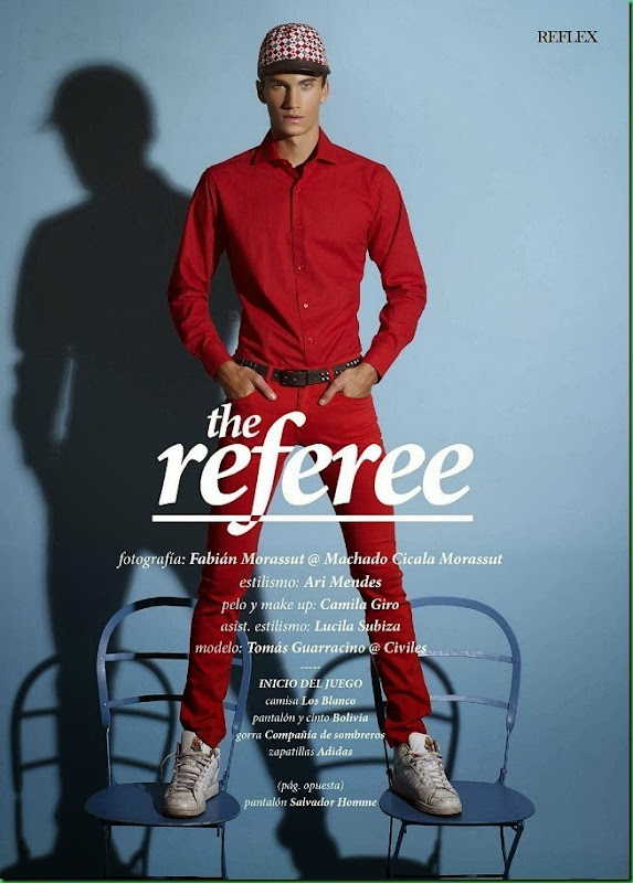 Tomas Guarracino for Reflex Magazine