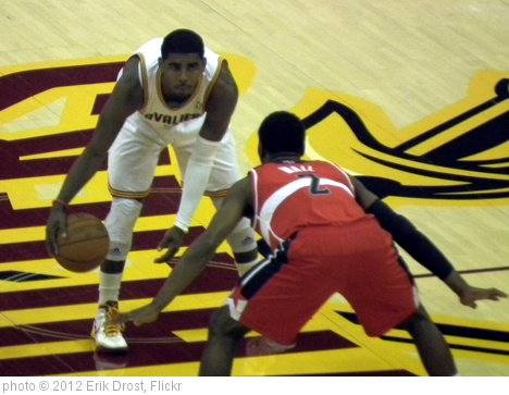 'Kyrie Irving vs. John Wall' photo (c) 2012, Erik Drost - license: http://creativecommons.org/licenses/by/2.0/