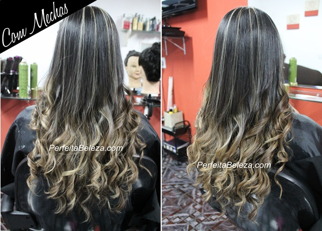 californianas com mechas