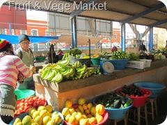 065 Fruit & Vege Market, Mindelo